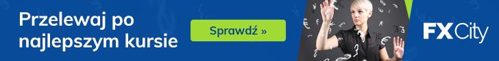 Przelewy z i do Czech, Norwegii, W. Brytanii oraz wszystkich krajów strefy euro